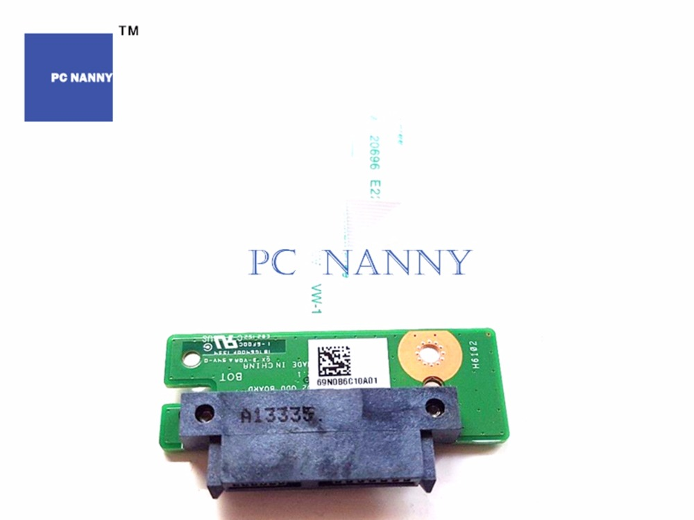 ПК Няня для Ideapad Z710, оптический привод, соединительная плата 69N0B6C10A01, работает