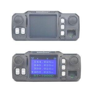 Image 3 - Gemi RU SOCOTRAN ST 7900D Quad Band dört bekleme araba radyo 136 174 MHz/220 270 MHz/350 390 MHz/400 480 MHz 200CH mobil radyo