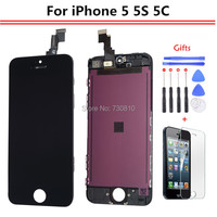 Grage AAA Quality For IPhone 5S 5SE LCD Display Complete Screen With Touch Screen Digitizer Assembly