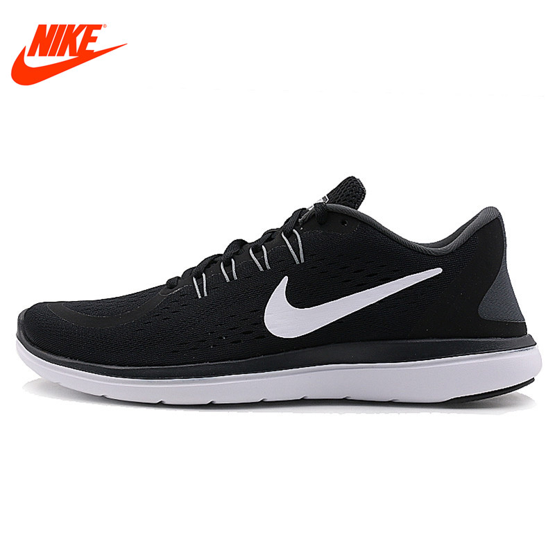 Nike Original Official Summer FLEX RN Men's Running Shoes Sneakers Outdoor Walking jogging Sneakers Comfortable мойка высокого давления sturm pw9219