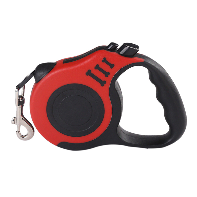 Automatic Retractable Leash for Small and Medium Dogs Durable Nylon Cable