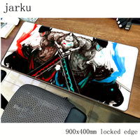 One Piece mouse pad gamer 900x400mm notbook mouse mat large gaming mousepad Mass pattern pad mouse PC desk padmouse