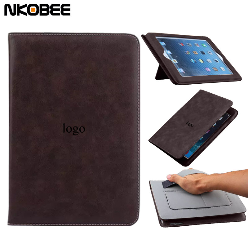 NKOBEE For iPad Pro 9.7 Case Leather Flip With Original LOGO Tablet Case For iPad Pro 9.7 inch Funda For iPad Pro 9.7 Smart Case