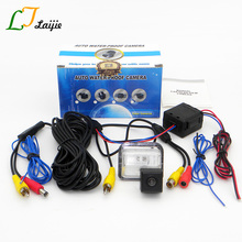 Laijie Car Rear View Camera For Mazda CX-5 CX 5 CX5 2012~2015 2016 2017 / HD CCD Wide Lens Angle Vehicle Backup Reversing Camera