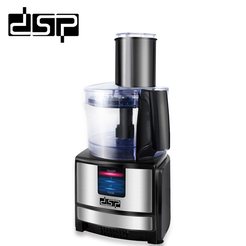 DSP Home multi function 9 IN 1 cooking tool juice grinding coffee bean ground meat jam milkshake professional food machine