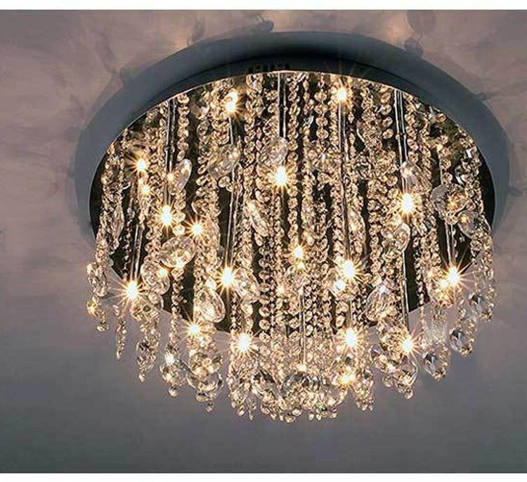 Online Shop Restaurant Gefhrt Leuchten Schlafzimmer Lampe Wohnzimmer Lichter Kristall Deckenbeleuchtung Dekoration Hauptmaterial Minimalistischen Xd03