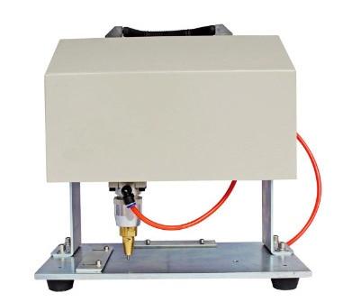 RCIDOS Portable industrial tag machine,metal engraving machine 100x180mm Desktop Metal name plate printer