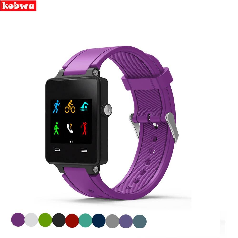Ausgeglichenes Glas-schirm-schutz-schützender Film Für Garmin Vivosport Für Tragbare Geräte Relogios Horloge Reloj Deportivo Online Rabatt 9 H Intelligente Elektronik