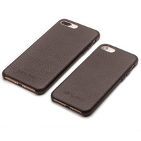 QIALINO Luxury Business Style Case For IPhone 8 Ultrathin Fashion Senior Genuine Leather Cover For IPhone