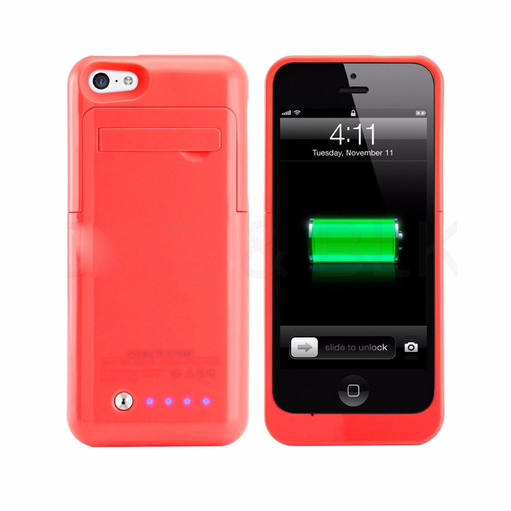 save off fbdd6 9342a US $121.43 |10pcs/lot Slim 2200mAh Power Case External Portable Battery  Backup Charger Power Bank Case Cover For iphone 5 5S 5C SE-in Battery  Charger ...