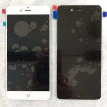 """Оригинальный Новый ЖК экран для 5,2 """"ZTE Nubia Z17Mini Z17 Mini NX569J NX569H, ЖК дисплей + дигитайзер сенсорной панели для Z17 Mini"""