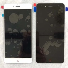 """מקורי חדש LCD עבור 5.2 """"ZTE נוביה Z17Mini Z17 מיני NX569J NX569H LCD מסך תצוגה + מגע פנל Digitizer עבור Z17 מיני תצוגה"""