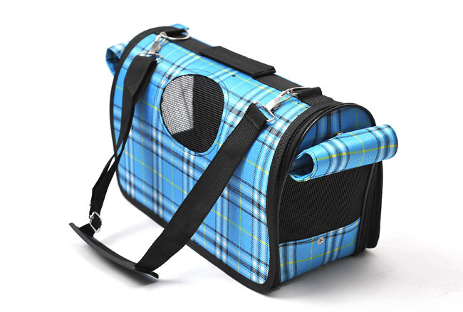 New Pet Dogs And Cats Convenient Breathable Folding Bag Backpacks Shoulder Portable Bag For Small Dog Cars Outdoor Activity