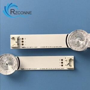 Image 2 - LED شريط إضاءة خلفي مصباح ل LG مباشرة 3.0 _ 55 بوصة التلفزيون 55LH575A NC550DUE VCCP1 VCCP3 55LH5750 55LB5550 55LY340C 55LB582V 55LF5800