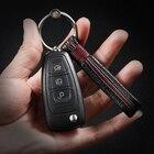 Car Key Ring Keychai...