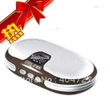 Hot Sale TF card/USB drive Mobile Mp3 Speakers with Display 3D Sound Effect+FM + Card Reader + Sound Card function Free Shipping