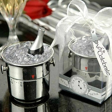 Delicate Hot Sales Dinner Cooking Timers Tools Champagne Ice Bucket Timer Kitchen 1-60 Minute Wholesales ss1316