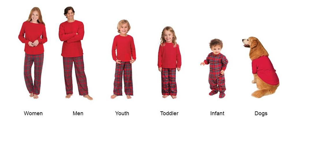fbcda18e76 long family christmas pajamas family christmas family pajama sets.We offer  the best wholesale price