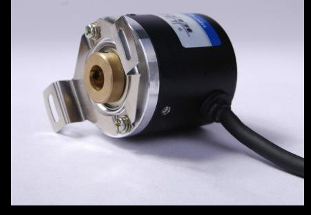 Hollow shaft photoelectric rotary encoder ZKP3808 1000 pulse 1000 line ABZ three-phase 5-24V nib rotary encoder e6b2 cwz6c 5 24vdc 800p r