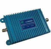 Novo!!! poder 33dbm 70dbi ganho 3000 metro quadrado trabalho, GSM 900 Mhz celular booster, GSM repetidor de sinal gsm repetidor gsm impulsionador