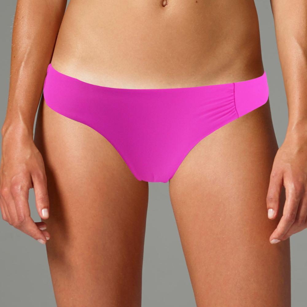 M& M 12 цветов, Раздельный купальник из двух частей, сексуальный купальник с низкой талией, женские одноцветные плавки, бразильские Плавки бикини