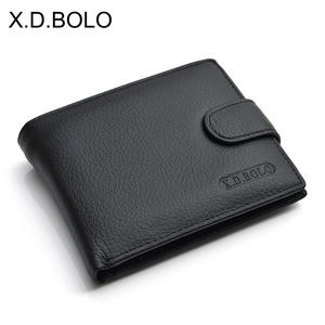 X.D.BOLO Wallet Men Money-Bag Coin-Pocket Man Purse Male Wholesale