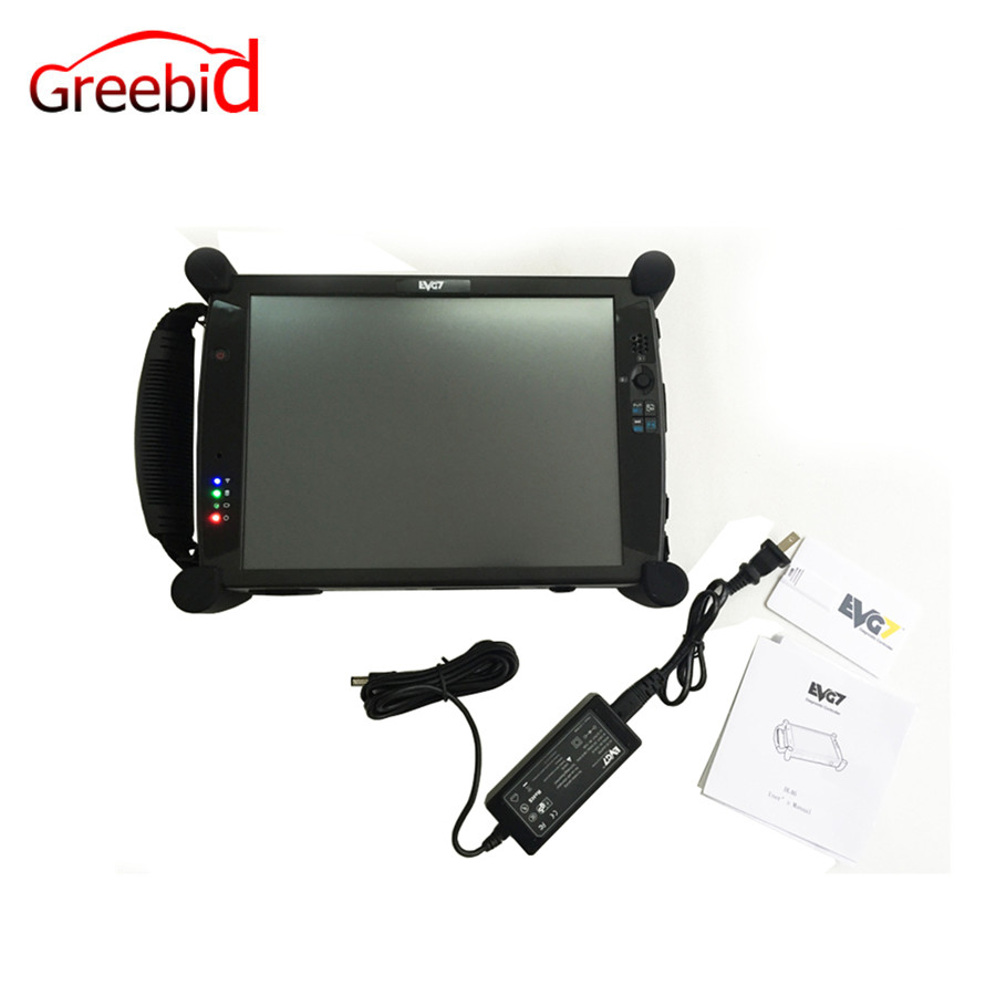 EVG7 DL46/HDD500GB/DDR2GB Diagnostic Controller Tablet PC ...