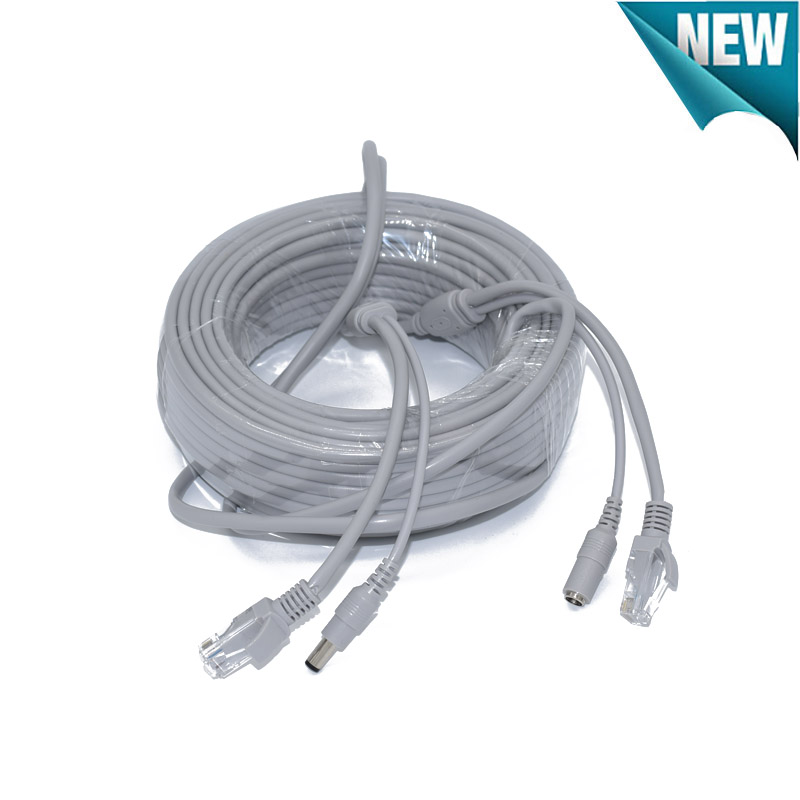 CCTV RJ45 Ethernet Network& DC Power 2 in 1 cable Power supply&Network Extension Lan Cable Optional 5/10/15/20/30m for IP Camera modeling and analysis for supply chain network in web gis environment