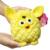 Novo 2014 elétrica animais de estimação coruja elfos brinquedos de pelúcia gravação falar brinquedos