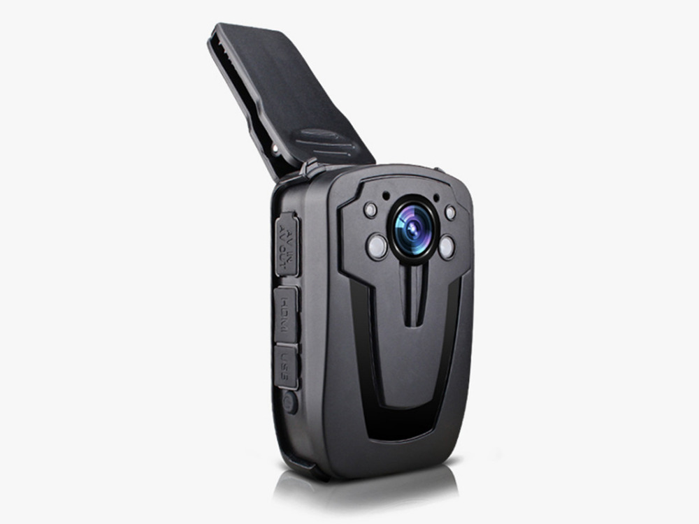 HD 1080P Police Security Body Camera Lapel Worn Video Camera Recorder DVR IR Night Vision 32GB Memory blueskysea 2k hd s60 body personal security