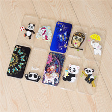 Wekays Cover For Iphone X Cute Cartoon Panda Silicon Funda Case For Apple Iphone 5 5S SE 6 Plus 6S Plus 7 Plus 8 Plus Cover Case silicon plus 5 8 20м