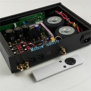 Image 4 - ES9028 ES9028PRO HIFI audio DAC decoder + high quality Toridal Transformers + LCD1602 display +option XMOS XU208 Or Amanero USB