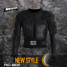 PRO-BIKER Woman's Motorcycle Full Body Armor Jackets motocross protective Gear Breatheable turtle jacket цена