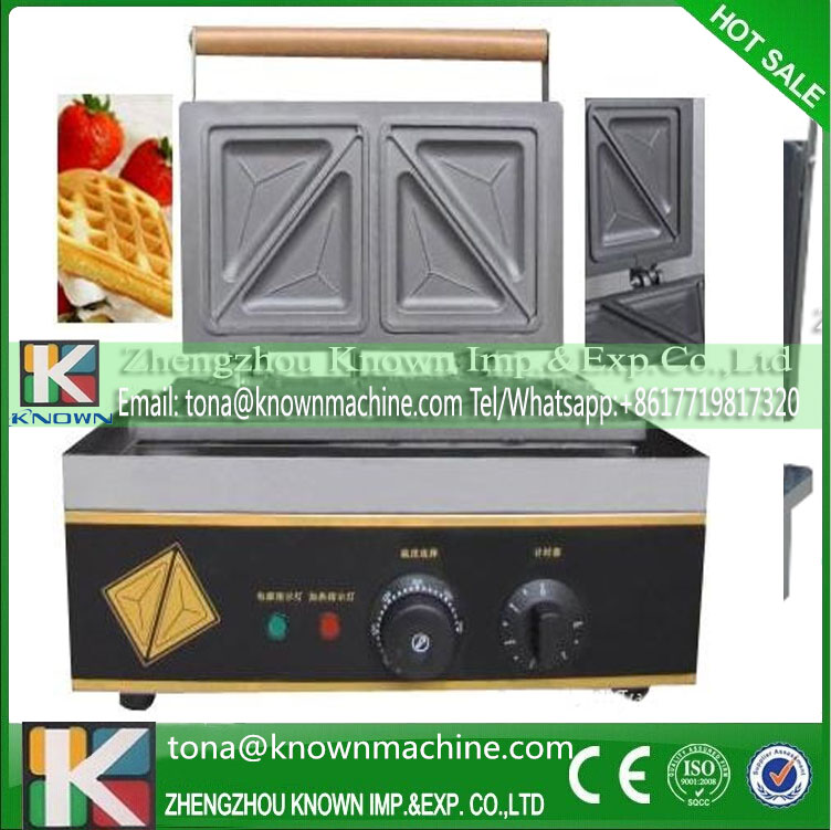 Hong kong popular industrial sandwich toaster price