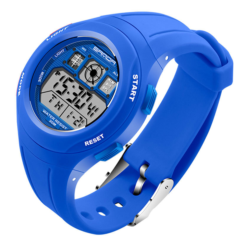 Herren Uhr 2019 Neue Sanda Luxus Marke Herren Sport Uhren Dive Digitale Led Military Watch Männer Mode Elektronische Armbanduhren Weitere Rabatte üBerraschungen Herrenuhren