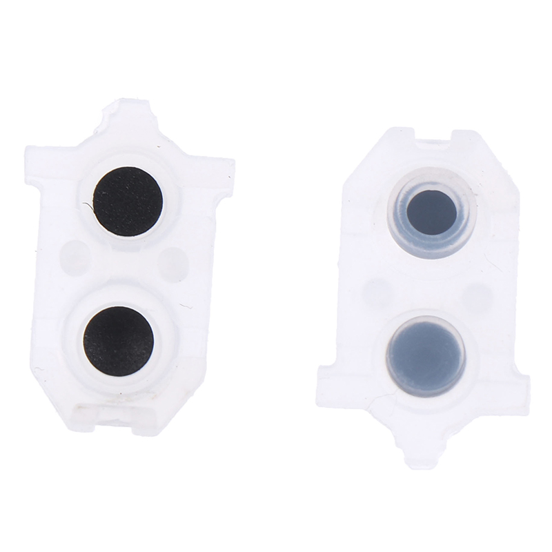 For Sony Playstation 4 PS4 Controller Conductive Silicone Buttons Rubber Pads for Game Replacement Parts