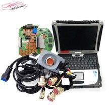 2019 лучшие звезда C3 мультиплексор с ноутбуком CF-19/D630 и программного обеспечения HDD SD подключения C3 инструмент диагностики STAR diagnosis c3 полный набор