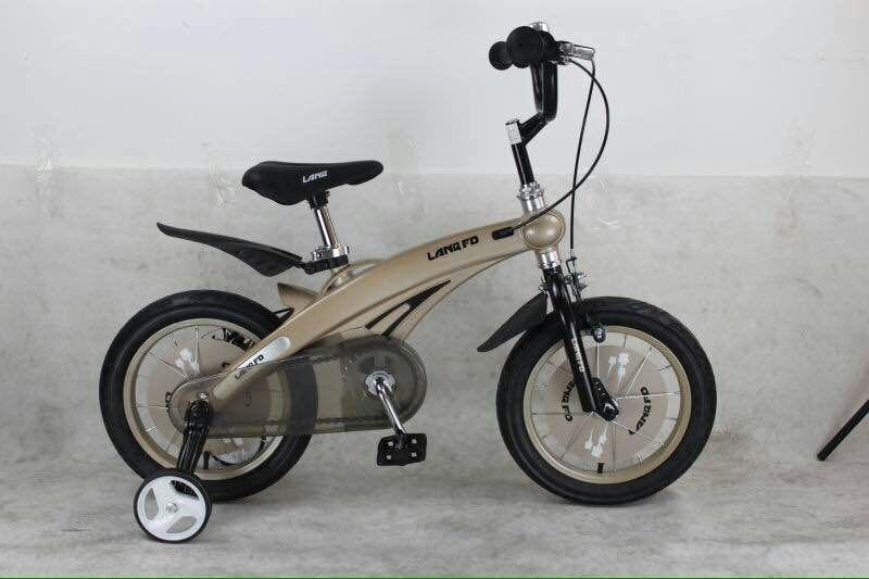 16 pulgadas LAN Q Los Niños bicicletas de aleación de Magnesio de bicicleta fren