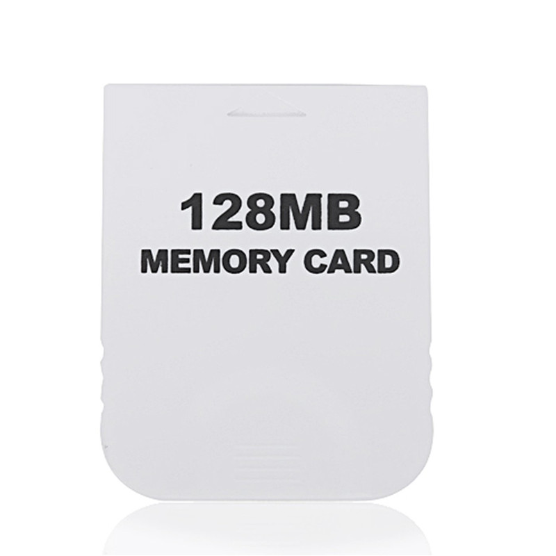 Newest Hot Sale High Quality 128MB Memory Storage Card Saver For Nintendo For Wii For GameCube For NGC Xmas Gift