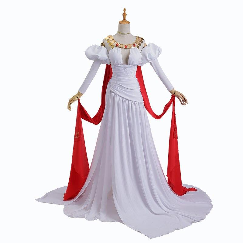 Anime Saber Nero Cosplay Costume Fate Grand Order FGO Saber Cosplay Fate Grand Order EXTRA Nero Costume Women