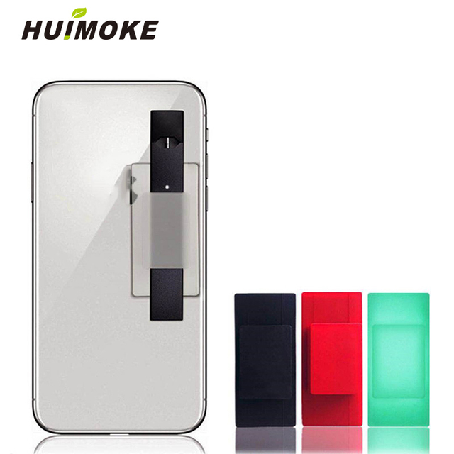 US $4 72 5% OFF|Electronic Cigarette High Quality Silicone Case Holder For  JUUL Wholesale In Large Stock Free Shipping & Sticker For JUUL-in