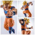 19 cm PVC Figuras de Ação Dragon Ball Z Figuras Dragonball Figura Son Goku Super Saiyan Brinquedos Dbz Budokai Tenkaichi 3