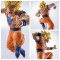 19cm PVC Figurines Dragon Ball Z Action Figures Dragonball Figure Son Goku Super Saiyan Dbz Toys Budokai Tenkaichi 3
