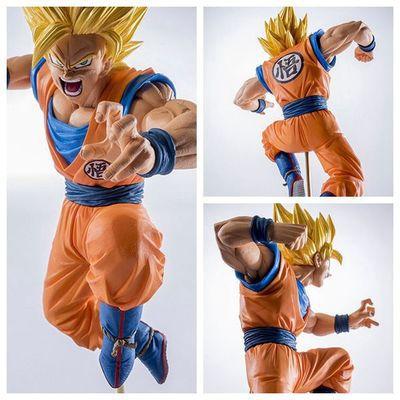 19cm PVC Figurines Dragon Ball <font><b>Z</b></font> <font><b>Action</b></font> <font><b>Figures</b></font> <font><b>Dragonball</b></font> <font><b>Figure</b></font> Son Goku Super Saiyan Dbz Toys Budokai Tenkaichi 3