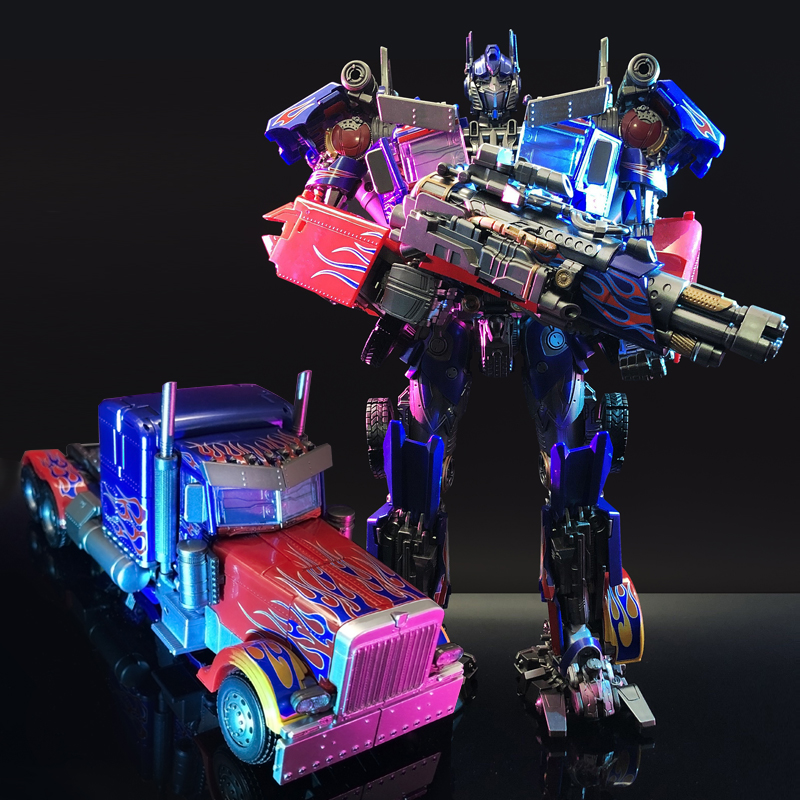 LS03 F OP Commander Transformation LS03 LS03F Movie MPM04 MPM 04 Oversize Alloy Muscle Diecast MPP10
