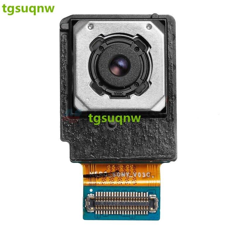 Retour Principal Arrière Big Caméra câble Flex Pour Samsung Galaxy S7 Bord G935/G935F/G935A/G935V/G935P/G935T/G935R4 Arrière Face À la Caméra