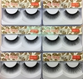 3 Pairs 3D Multi Layers Natural Black False Eyelashes Makeup Fake Eye Lashes IDH2 Beauty DIY Salon