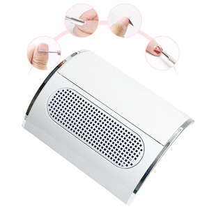 Powerful Nail Dust Suction Col