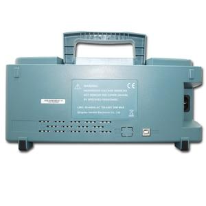 Image 5 - Hantek Osciloscopio Digital DSO5202P, ancho de banda de 200MHz, 2 canales, PC, USB, LCD, portátil, herramientas eléctricas