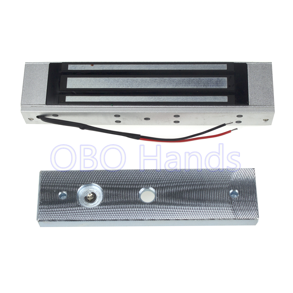 180KG Holding Force Electric Magnetic Lock for Door Access Control System Fail safe NC model